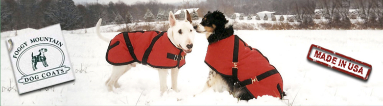 Foggy Mountain Dog Coats